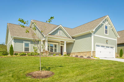 Ooltewah Single Family Home For Sale: 9206 Leyland Dr #Lt 155