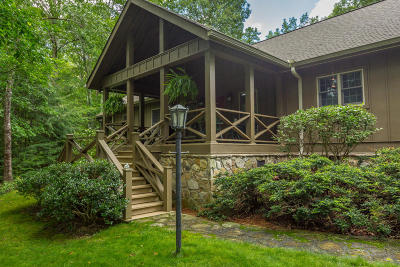 Signal Mountain Single Family Home For Sale: 1255 Clear Brooks Dr
