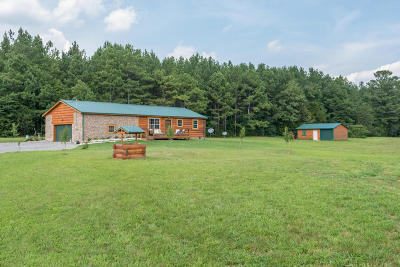 Riceville Single Family Home For Sale: 175 Co Rd 775