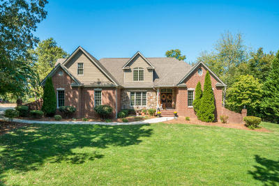 Soddy Daisy Single Family Home For Sale: 9509 Haven Bay Ln