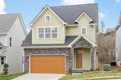 Chattanooga Single Family Home For Sale: 1818 Seven Pines Ln #42