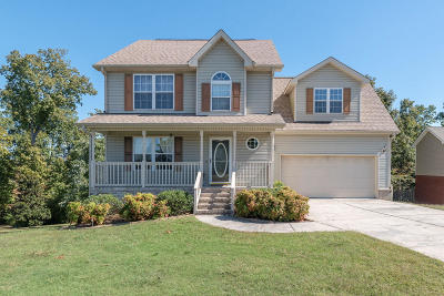 Ooltewah Single Family Home For Sale: 6926 Bucksland Dr