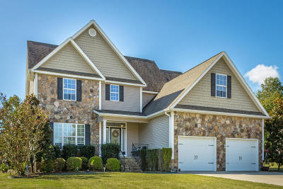 Ringgold Single Family Home Contingent: 996 Jays Way