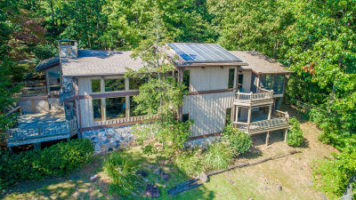 Signal Mountain Single Family Home Contingent: 1213 Sunset Dr