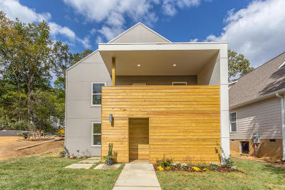 Chattanooga Single Family Home For Sale: 109 Maryland St