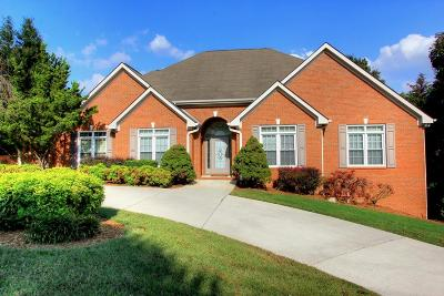 Chattanooga Single Family Home Contingent: 9712 Shadow Valley Cir