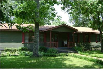 Trenton Single Family Home For Sale: 591 Gulch Rd