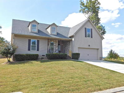 Soddy Daisy Single Family Home Contingent: 9565 Sweet Gum Ln #110