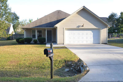 Ooltewah Single Family Home For Sale: 8368 Old Cleveland Pike