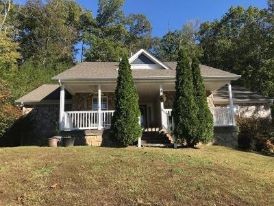 Soddy Daisy Single Family Home For Sale: 12208 Tobacco Rd