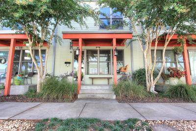 Chattanooga Townhouse For Sale: 236 W 18th St