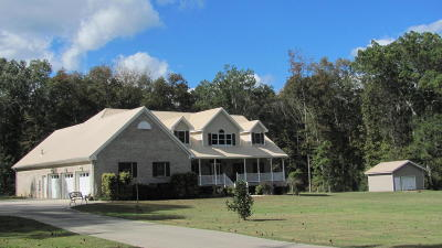 Ringgold Single Family Home Contingent: 1950 Dietz Rd