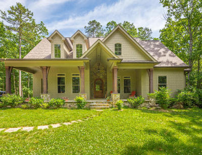 Signal Mountain Single Family Home For Sale: 3355 Clear Brooks Dr