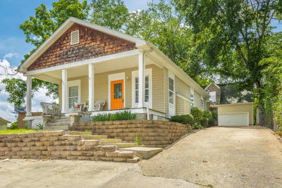 Chattanooga Single Family Home Contingent: 805 Mountain Creek Rd