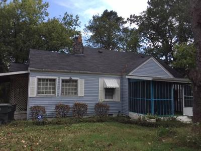 Chattanooga Single Family Home For Sale: 1010 Overlook Dr Dr