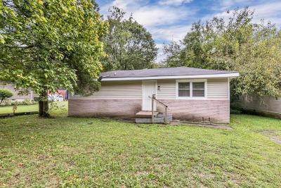 Chattanooga Single Family Home For Sale: 1770 Ocoee St