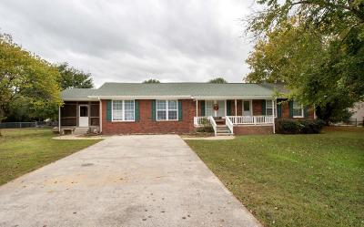 Dayton Single Family Home For Sale: 203 New Union Circle