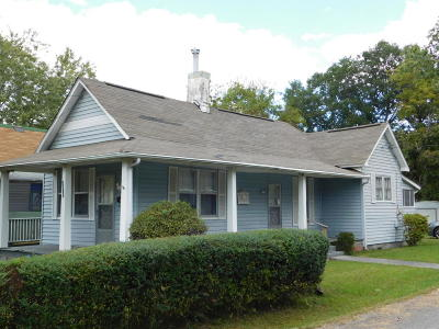 Chattanooga Single Family Home For Sale: 2813 E 46th St
