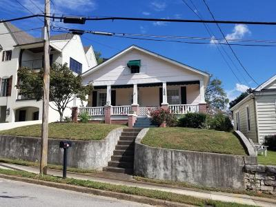Chattanooga Single Family Home Contingent: 506 Forest Ave