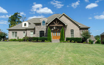 Ooltewah Single Family Home Contingent: 8055 Chinkapin Ct
