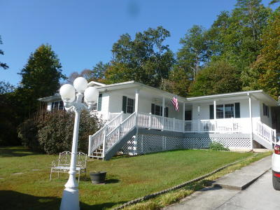 Sale Creek Single Family Home Contingent: 1650 Daugherty Ferry Rd
