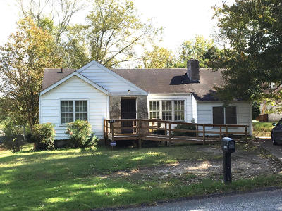 Chattanooga Single Family Home For Sale: 1422 Greenwood Rd