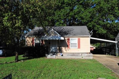 Chattanooga Single Family Home For Sale: 1311 Sewanee Dr