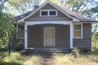 Chattanooga Single Family Home For Sale: 3503 Taylor St