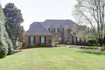 Ooltewah Single Family Home For Sale: 7530 Twisting Creek Ln