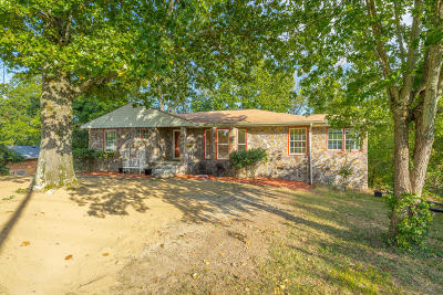 Chattanooga Single Family Home For Sale: 4618 Murray Hills Dr