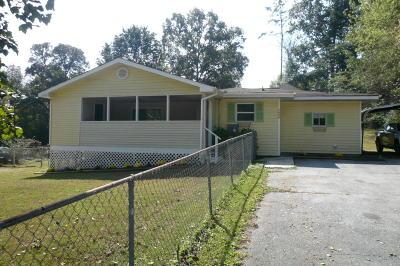 Hixson Single Family Home For Sale: 1556 Dallas Lake Rd