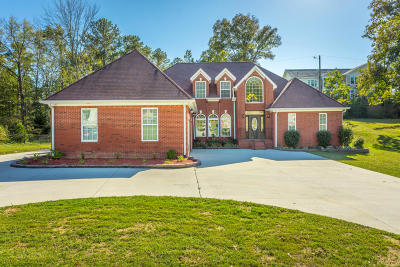 Chattanooga Single Family Home For Sale: 7412 Twin Brook Dr