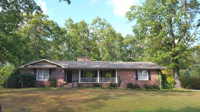 Signal Mountain Single Family Home Contingent: 1004 W Crown Point Rd