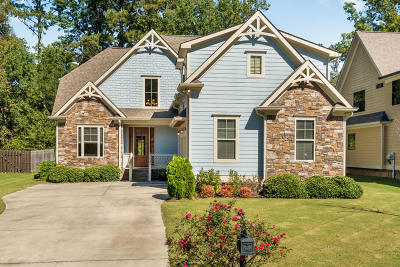 Chattanooga Single Family Home For Sale: 8563 Flower Branch