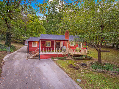 Chattanooga Single Family Home Contingent: 4636 Tennessee Ave