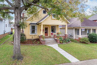Chattanooga Single Family Home For Sale: 1812 Duncan Ave