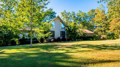 Marion Single Family Home For Sale: 525 Riverview Dr
