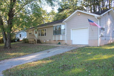 Chattanooga Single Family Home For Sale: 1044 Mackey Ave