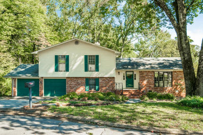 Chattanooga Single Family Home For Sale: 503 Parlem Dr
