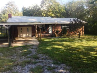 Whitwell Single Family Home For Sale: 252 Old State Highway 28