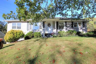 Chattanooga Single Family Home For Sale: 3775 Occonechee Trl