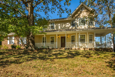 Ooltewah Single Family Home For Sale: 5308 Woody Tr