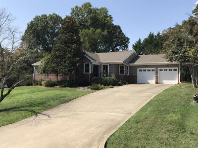 Chattanooga Single Family Home Contingent: 18 Fairhills Dr
