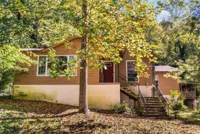 Chattanooga Single Family Home For Sale: 3600 Pickering Ave