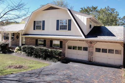Chattanooga Single Family Home For Sale: 2533 Hickory Ridge Dr