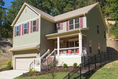 Chattanooga Single Family Home For Sale: 809 Federal St