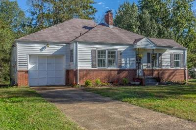 Chattanooga Single Family Home For Sale: 4403 S Choctaw Dr
