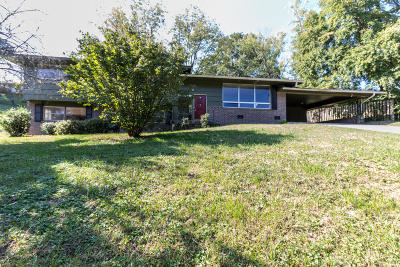 Chattanooga Single Family Home For Sale: 4710 Rocky River Rd