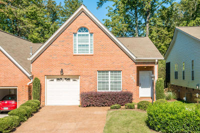 Chattanooga Townhouse For Sale: 105 Wild Ginger Tr