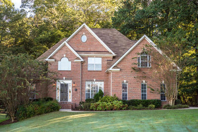 Hixson Single Family Home For Sale: 1437 Cambridge Point Dr